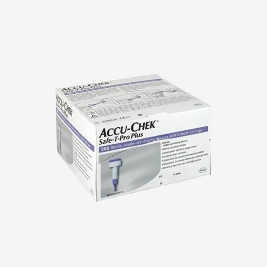 Accu-Chek Safe-T-Pro Plus...
