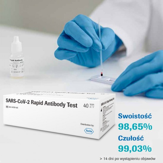 SARS-CoV-2 Rapid Antibody Test